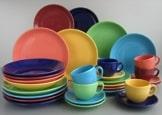Geschirr Set Creatable, 14011, Serie TOP colours, Geschirrset Kombiservice 30 teilig - 2