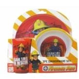 ZAK Geschirr Set Fireman Sam Geschirr Set - 1