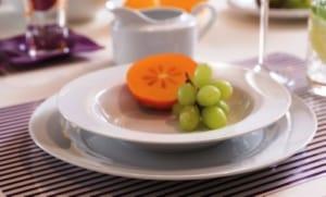 Geschirr Set rund Ritzenhoff & Breker Kombiservice Bianco, 30-teilig, Porzellangeschirr - 2