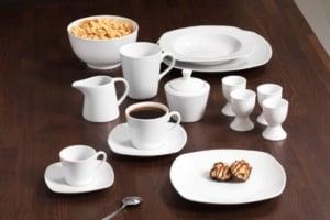 Geschirr Set 100 teilig Ritzenhoff & Breker Kombiservice Primo, 30-teilig, Porzellangeschirr - 2